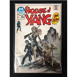 HOUSE OF YANG #1 (MODERN COMICS)