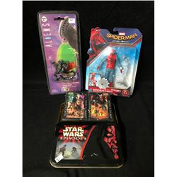 TOYS & HOBBIES LOT (STAR WARS LIMITED EDITION COLLECTOR'S TIN)