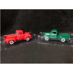 Pick-Up Truck Die-Cast Toy Car Lot