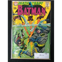 BATMAN #207 (DC COMICS) 1968