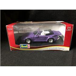 Revell Porsche Gemballa Cyrrus Purple 1:24 Vintage Classic Sports Car