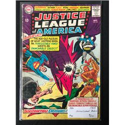 JUSTICE LEAGUE OF AMERICA #40 (DC COMICS) 1965