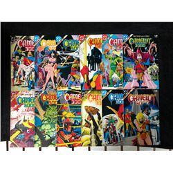 CAMELOT 3000 COMIC BOOK LOT (DC COMICS)