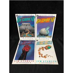 GIL GAMES H VOLUMES #1-4 BOOKSET