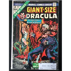 GIANT-SIZE DRACULA #2 (MARVEL COMICS) 1974