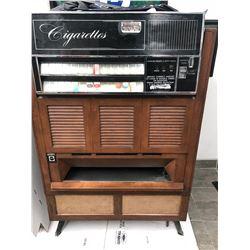 Vintage Cigarette Machine ~ Vending machine (Working)