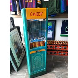 AUTHENTIC THROWBACK CANDY MACHINE