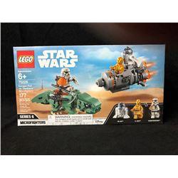 Lego Star Wars 75228 Escape Pod Vs. Dewback Microfighters (177 Pcs) 2019