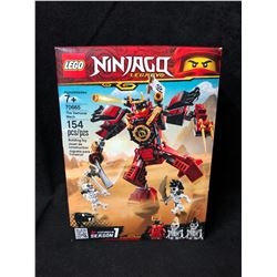 LEGO Ninjago Legacy Samurai Mech 70665 Building Kit 2019