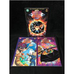 THE HITCHHIKER'S GUIDE TO THE GALAXY RESTAURANT AT THE END OF THE UNIVERSE BOOK LOT