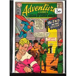 ADVENTURE COMICS #359 (DC COMICS)