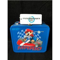 MARIOKART Wii COLLECTIBLE LUNCH BOX