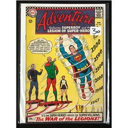 ADVENTURE COMICS #355 (DC COMICS)