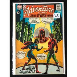 ADVENTURE COMICS #374 (DC COMICS)