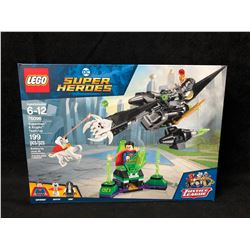 LEGO DC Super Heroes 76096 Superman & Krypto Team-Up
