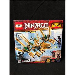 Lego Ninja Go Golden Dragon 70666