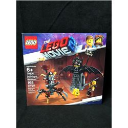 The LEGO Movie 2 70836 Battle-Ready Batman and MetalBeard