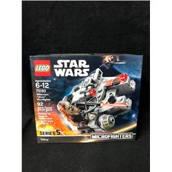 LEGO Star Wars 75193 Millennium Falcon Microfighter (92 Pieces)