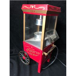 OLD FASHIONED MOVIE TIME TABLETOP POPCORN MAKER