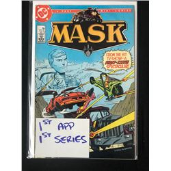 MASK #1 (DC COMICS)