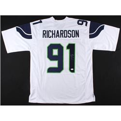 Sheldon Richardson Signed Seahawks Jersey (JSA COA)