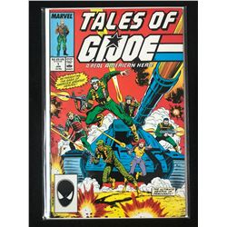 TALES OF G.I JOE #1 (MARVEL COMICS)