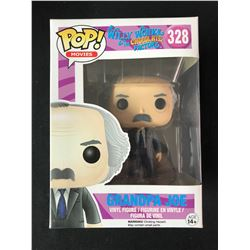 Funko Pop! Willy Wonka and the Chocolate Factory Grandpa Joe #328