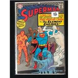 SUPERMAN #190 (DC COMICS)