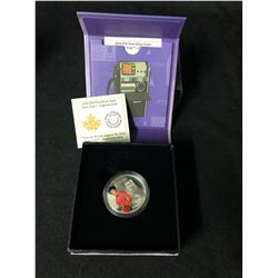 2016 Canadian $10 Star Trek™ Crew: Uhura Fine Silver Coin