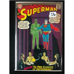 SUPERMAN #186 (DC COMICS)