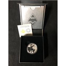 2016 $10 Ten-Dollar Batman Colored Fine Silver Coin