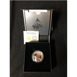 2016 $10 FINE SILVER COIN BATMAN V SUPERMAN: DAWN OF JUSTICE™ - LOGO