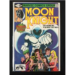 MOON KNIGHT #1 (MARVEL COMICS)