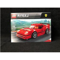 LEGO 75890 Speed Champions Ferrari F40 Competizione 198pcs