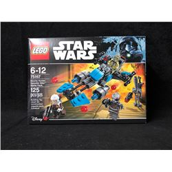 LEGO STAR WARS #75167 Bounty Hunter Speeder Bike Battle Pack Building Toy Set