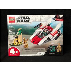 Lego Star Wars Rebel A Wing Starfighter 75247