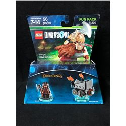 Lego Dimensions 71220 Lord Of The Rings Gimli Fun Pack