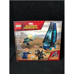 LEGO Marvel Super Heroes 76101 Outrider Dropship Attack (124 Pieces)