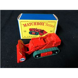 Vintage 60's Matchbox Series # 58 Drott Excavator (Made in England)