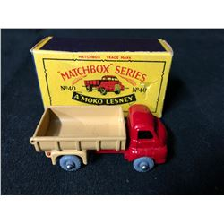 Matchbox No. 40 (40A) Bedford 7 Ton Tipper