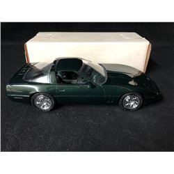 ERTL 1990 CORVETTE ZR-1 (POLO GREEN) #6934