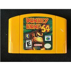 NINTENDO 64 DONKEY KONG 64 VIDEO GAME