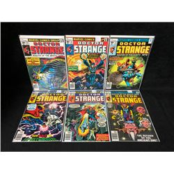 DOCTOR STRANGE COMIC BOOK LOT (MARVEL COMICS)