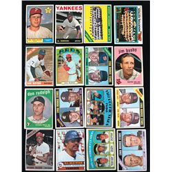 1950-60'S BASEBALL CARD LOT