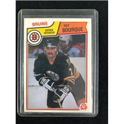 1983-84 O-Pee-Chee #45 Ray Bourque