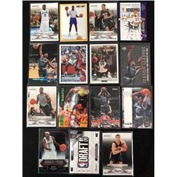 BASKETBALL TRADING CARDS LOT (SHAQUILLE O'NEAL/ ROOKIES...)