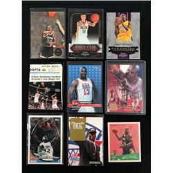 BASKETBALL TRADING CARDS LOT (SHAQUILLE O'NEAL/ KOBE BRYANT...)