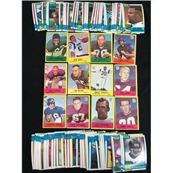NFL FOOTBALL TRADING CARDS LOT