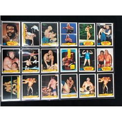 WWF WRESTLING TRADING CARDS LOT