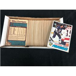 1977 O-PEE-CHEE HOCKEY CARDS (APPROX 300 CARDS)